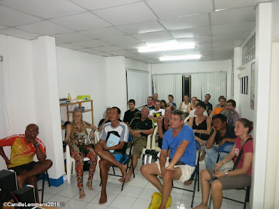 Box jelly fish awareness and prevention presentation for the Koh Samui dive community