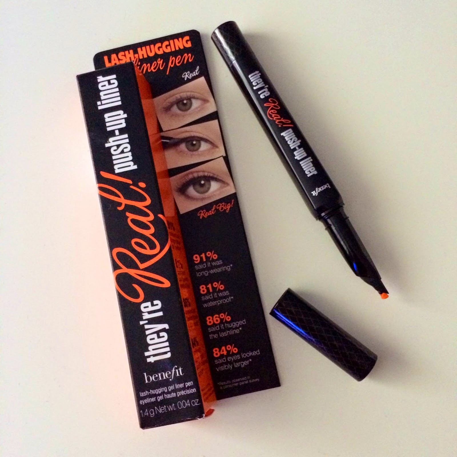 Benefit They´re Real Push Up Liner