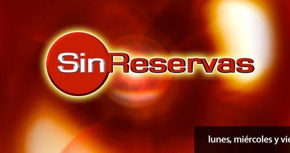 """""""2+1"""" en Sin Reservas de Guatevision"""