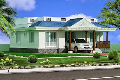 Simple Kerala Home Design
