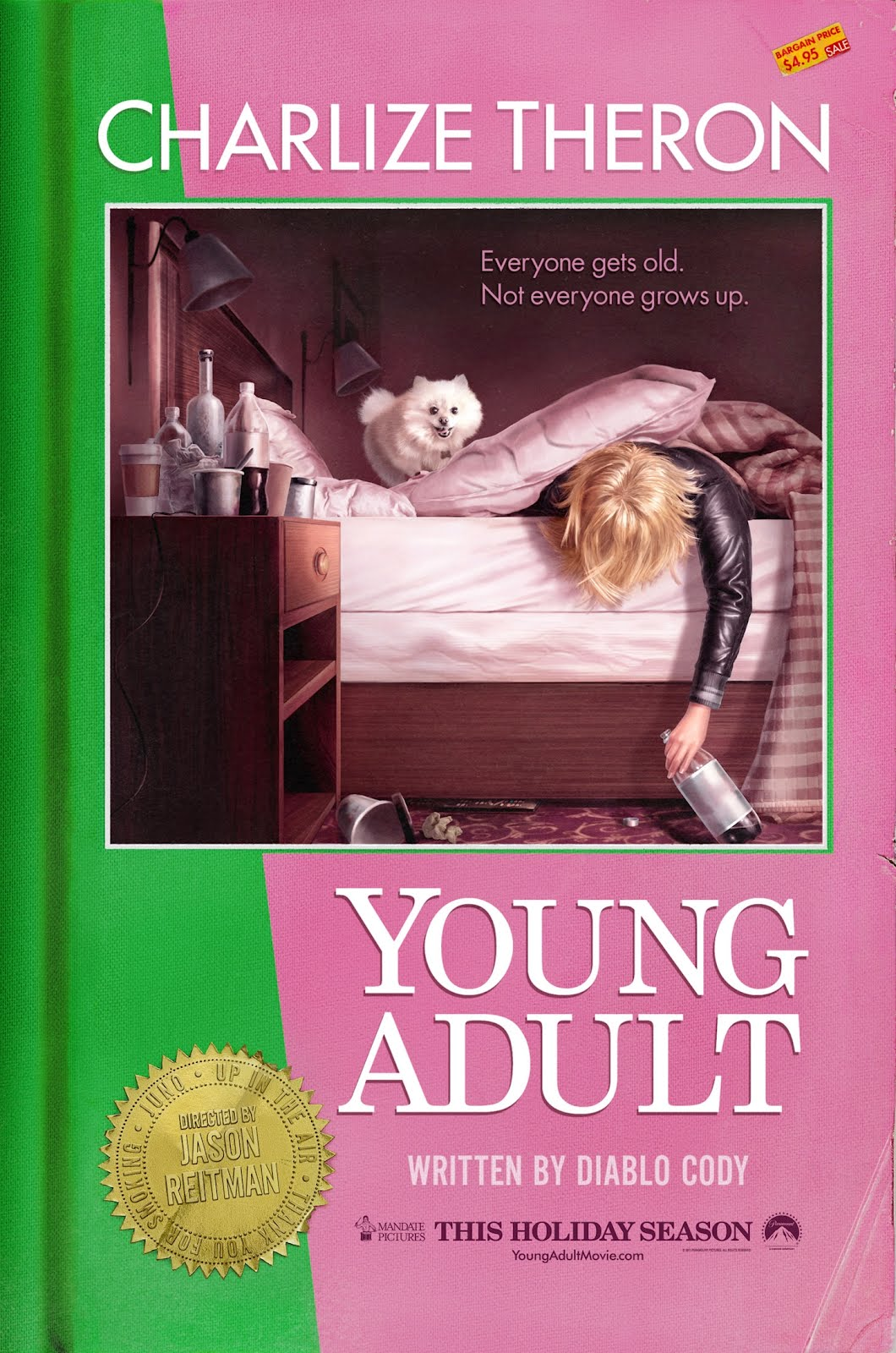 #4 -- Young Adult: I've always
