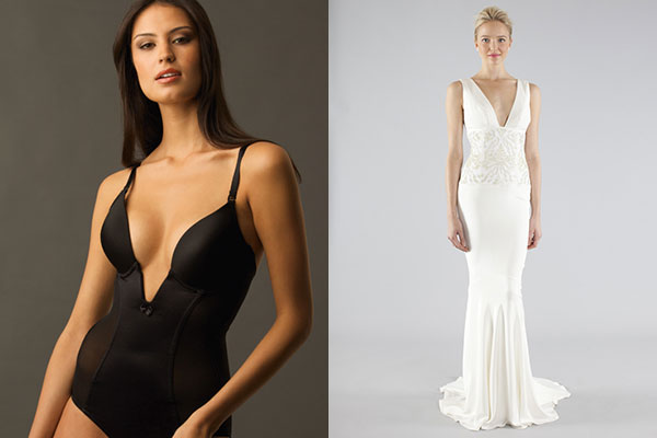 Fashion-Bride: How to Wear Under Your Bridal Gown