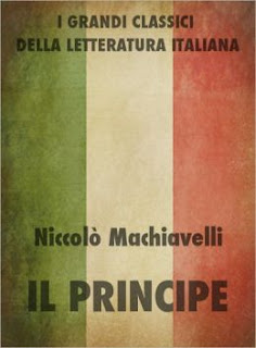 Il Principe Machiavelli cover book