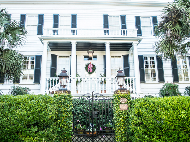 Beaufort South Carolina Christmas