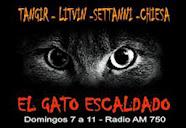 """El turco Tangir en Radio: """"EL GATO ESCALDADO"""" DOMINGOS 07.00 hs."""
