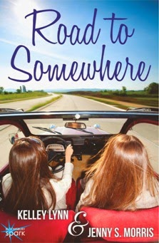 Itching For Books Blog Tour Excerpt: Road To Somewhere by Kelley Lynn,Jenny Morris + Giveaway