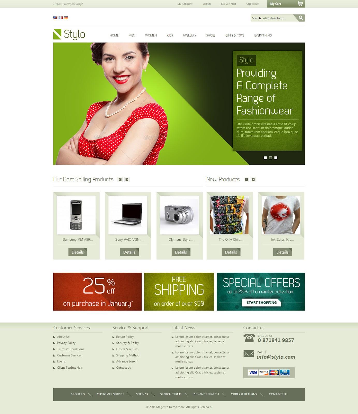 Stylo-Magento-Theme-customize-Modern-Stylish-Templates