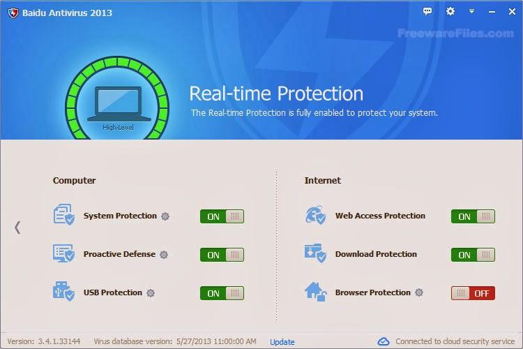 Downlod Baidu Antivirus, free antivirus, great antivirus, free baidu antivirus