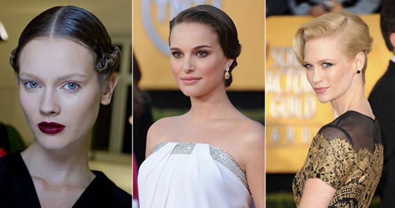 SAG Awards 2011 Best Trendy Hairstyle Ideas