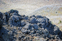 Photographs of Aa Lava