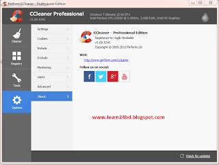 CCleaner Professional Plus v5.09 Full Version