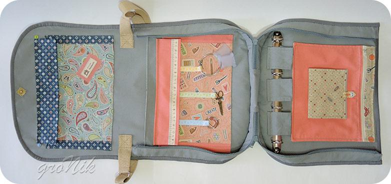 сумка для вышивальщицы