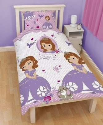 Bedroom decor ideas and designs top eight princess sofia - Sofia the first bedroom ...