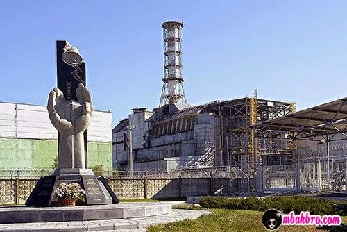 monumen Chernobyl
