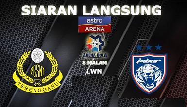 Terengganu vs JDT  Piala Malaysia Jumaat 3 Oktober 2014