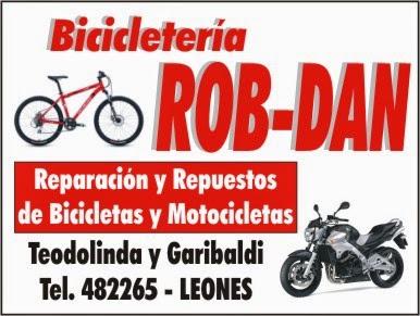 Bicicletería Rob Dan