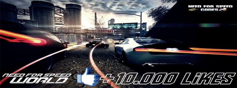 Need for Speed World - Codes