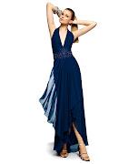 Vestidos de fiesta - cocktail - Colección Pronovias 2013 - Parte III vestido de fiesta largo colecciã³n