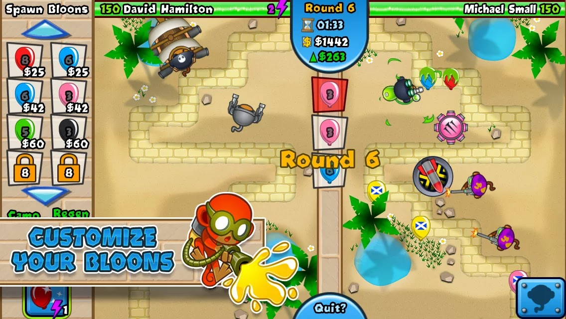 Bloons TD Battles v2.2.0 Mod