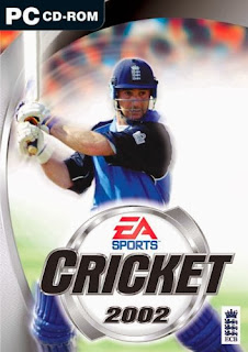 EA Cricket 2002 Game