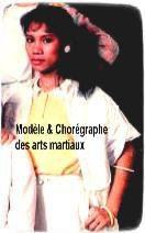 Instructor Victoria Blancia