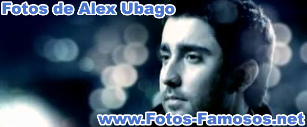 Fotos de Alex Ubago