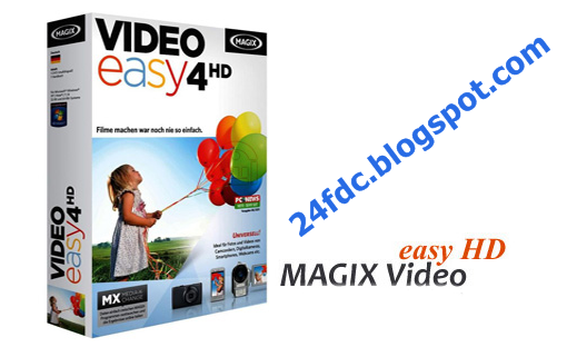 MAGIX Video easy HDv4 Download free full version with serial key
