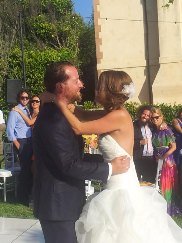 Ashley lambert wedding