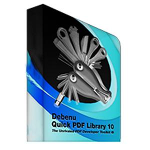 Debenu Quick PDF Library 10