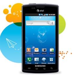 Samsung Captivate Accessories