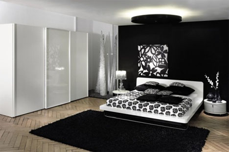 bedroom interior decoration