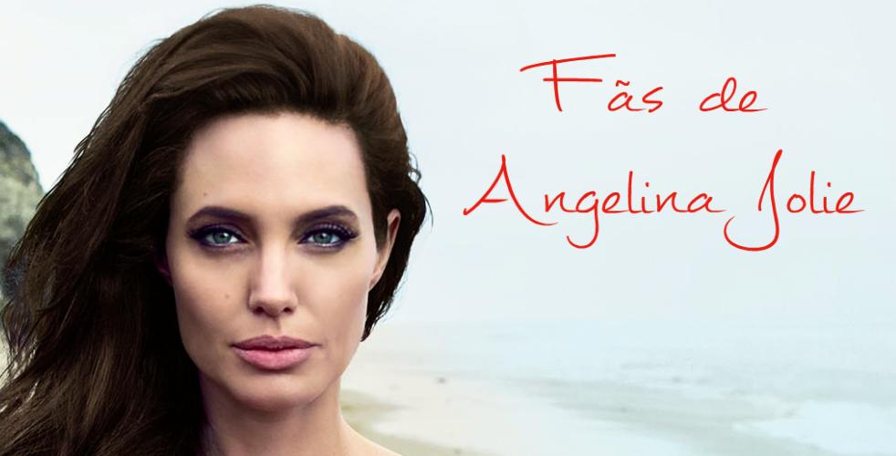 Fãs de Angelina Jolie