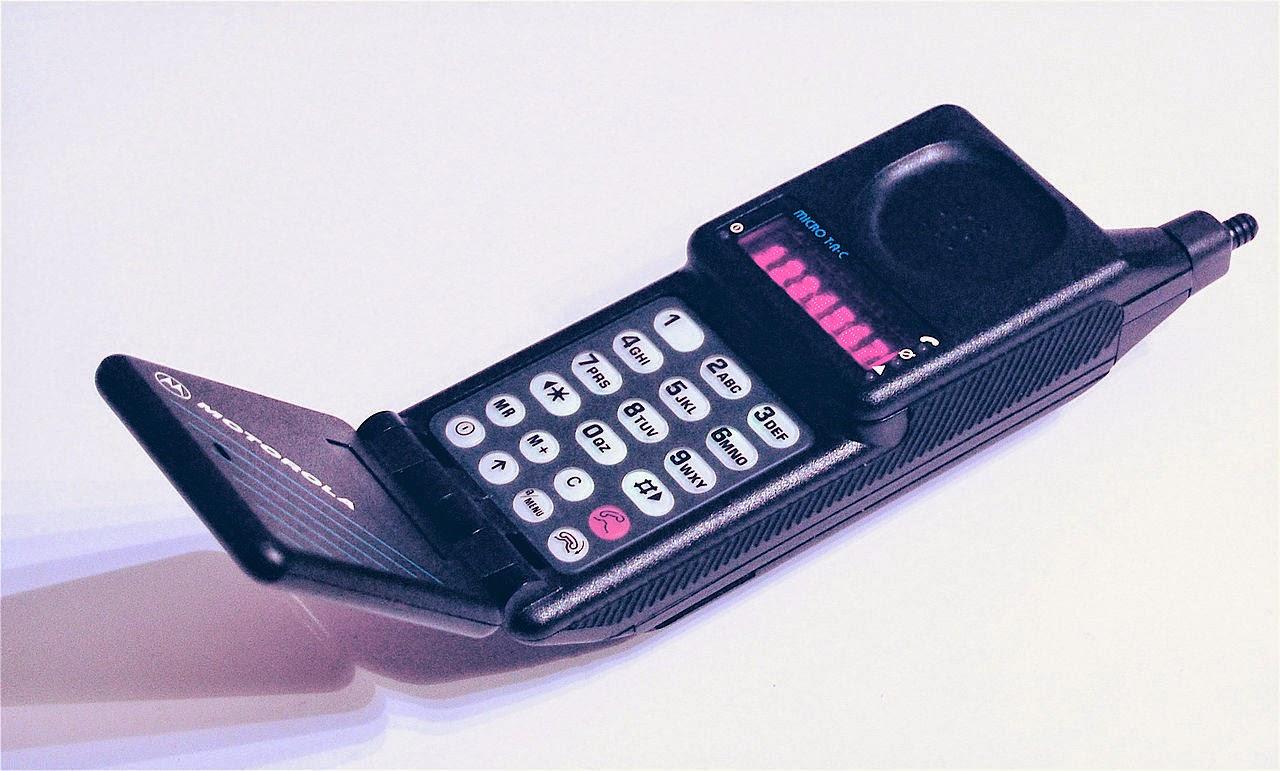 Telephone de collection motorola mobilophiles