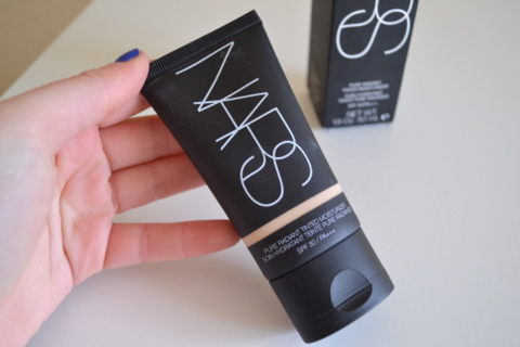 NARS Pure Radiant Tinted Moisturiser