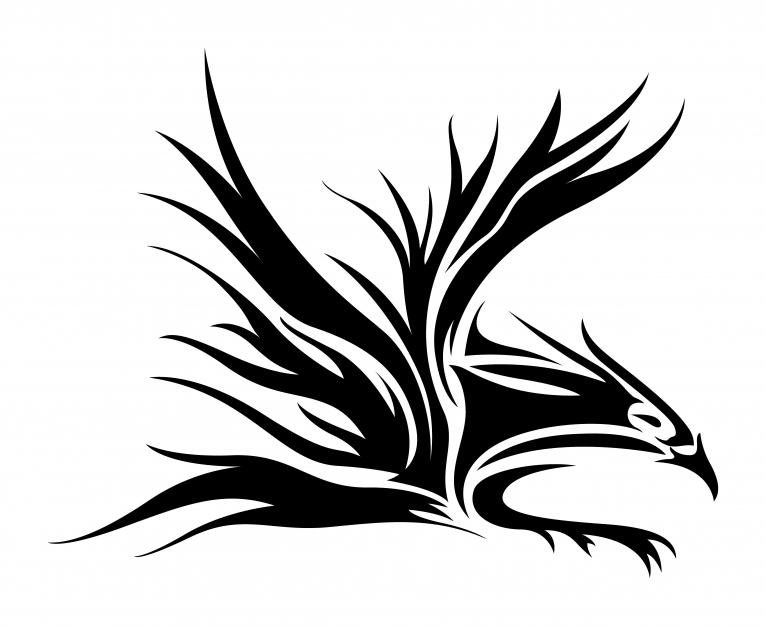 birds of tattoos tribal on For Galeria Eagle Men Tattoos Arm Animal Design DeTatu: Tribal