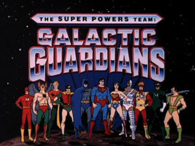 SERIE: Guardianes Galacticos (1985)