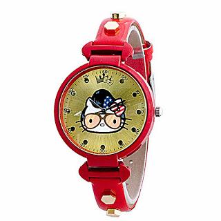 foto jam tangan hello kitty