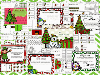 http://www.teacherspayteachers.com/Product/Walking-in-a-Winter-Wonderland-Common-Core-Math-Activities-970277