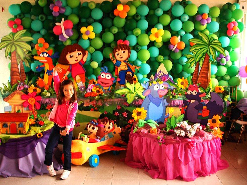 Ideas De Decoracion Para Fiestas Infantiles ~ Veamos algunas ideas de decoraci?n de fiestas infantiles de Diego