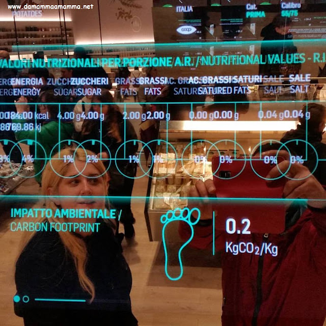 Supermercato del futuro coop