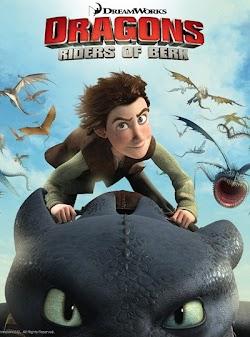 Những Câu Chuyện Về Rồng - Dragons: Riders Of Berk (2012) Poster