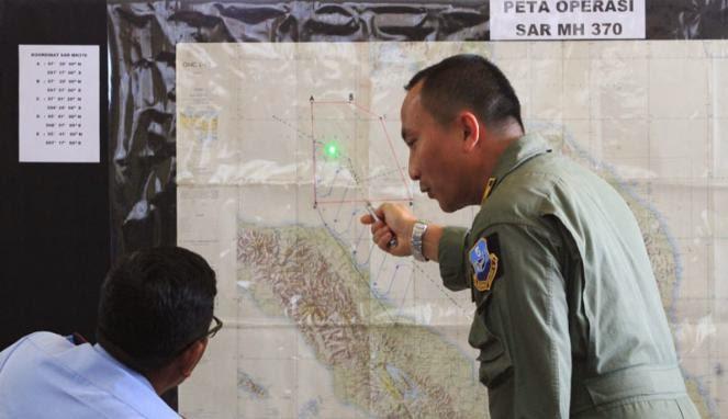 Indonesia Akan Hentikan Pencarian Pesawat Malaysia