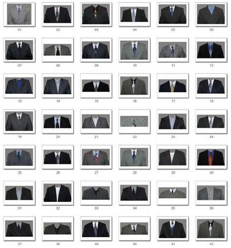 Suit Template