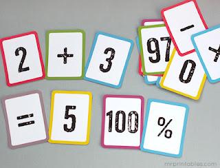 atividade aulas de matemática educação infantil