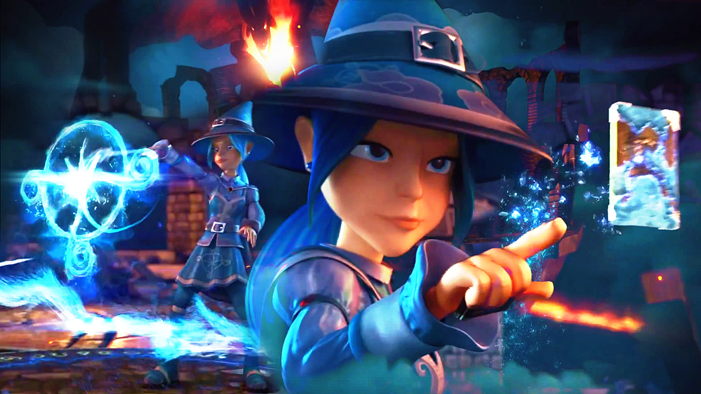 frostcaller wizard101 wallpapers