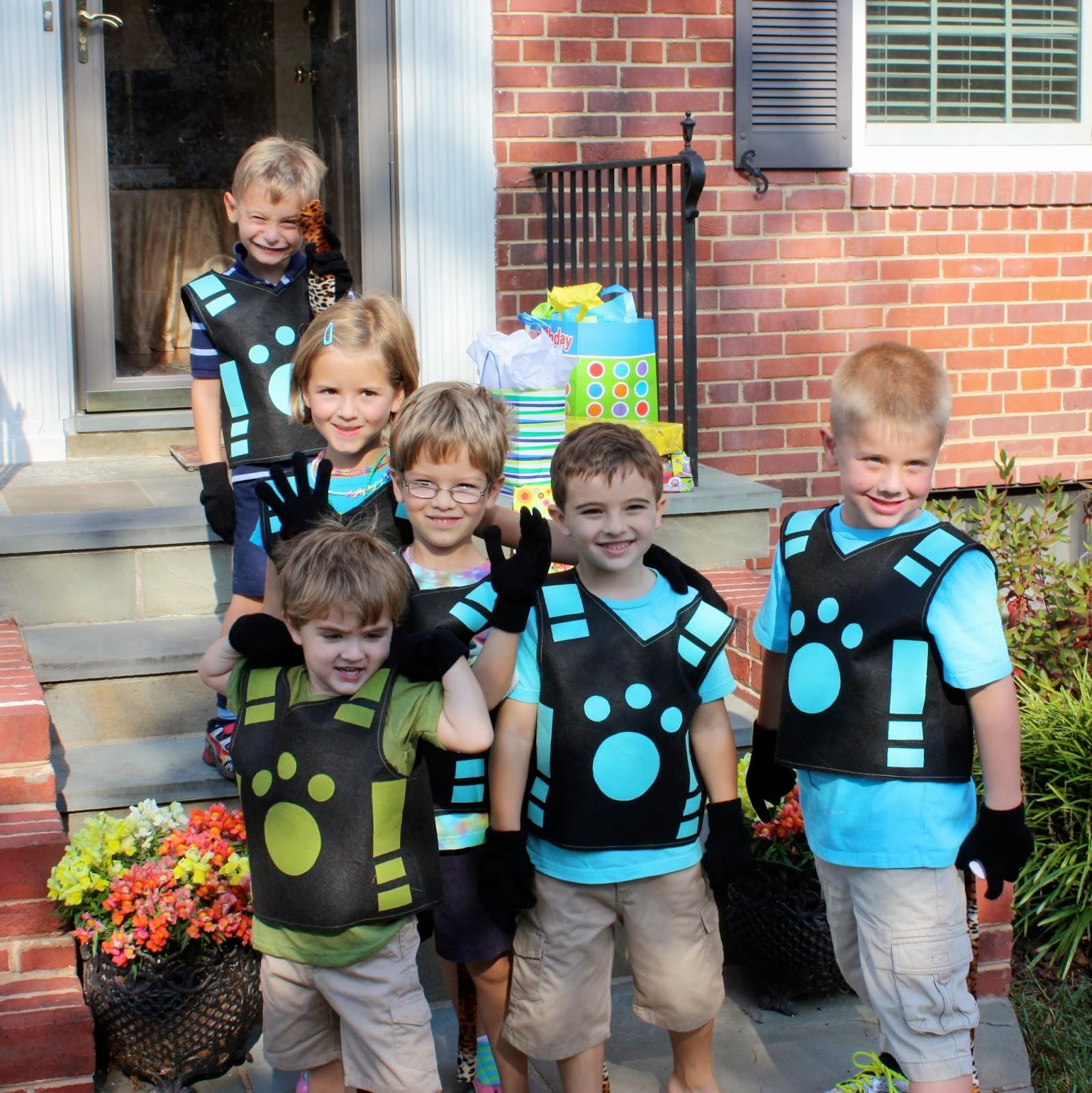 The Kratt Brothers Family
