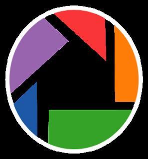 شعار برنامج Picasa