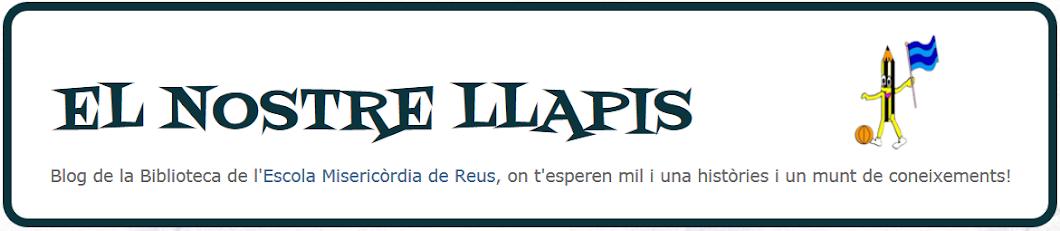 EL NOSTRE LLAPIS