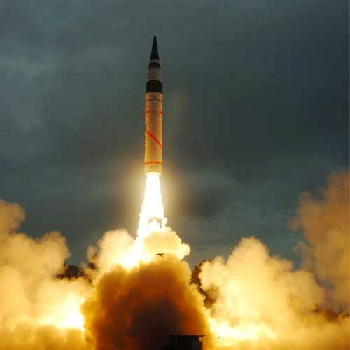 India successfully test-fired nuclear capable missile Agni-5, Prime Minister, China,