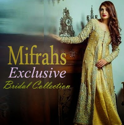 Exclusive Bridal Collection Mifrahs